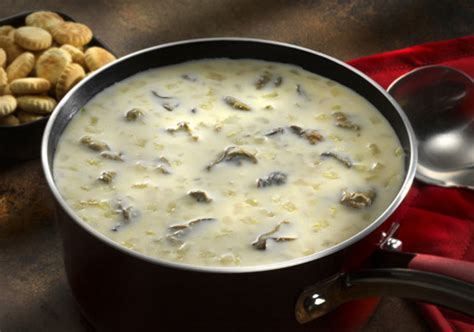 oyster stew the blond cook oyster stew oysters recipes bumble bee tuna seafood