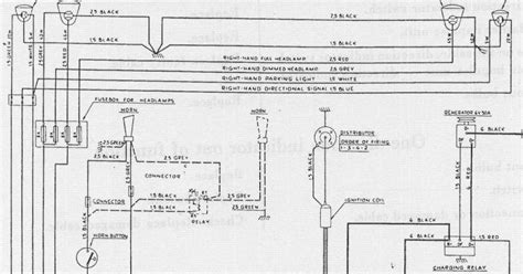 complete circuit diagram complete wiring diagram of volvo pv544 all about wiring