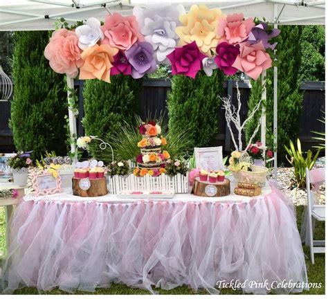garden themed baby shower best 20 garden baby showers ideas on