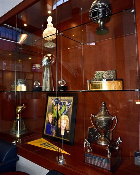 trophy room st louis governor s cup has added meaning in the regular season between chiefs and rams the kansas city