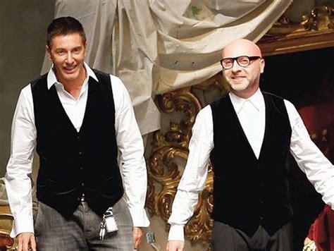 italy court sentences designers dolce gabbana duo  jail  tax evasion  express tribune