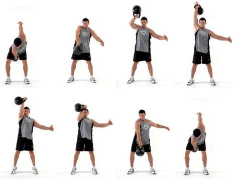 kettlebell swing snatch benefits of kettlebell workouts in strength training