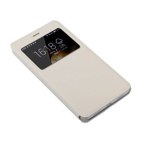 xiaomi redmi 4a window flip leather white 15484 6 99 smartphone professional