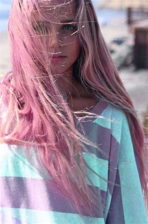 Pink Hair, Blue Hair, Pastel Hair, Don't Care. | The Flea