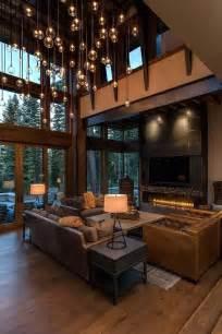 Rustic Home Interior Designs homes lakes contemporary barn interior design rustic camps interiors