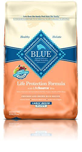blue protection formula puppy the best puppy food reviews of healthy food for puppies in 2017 us bones