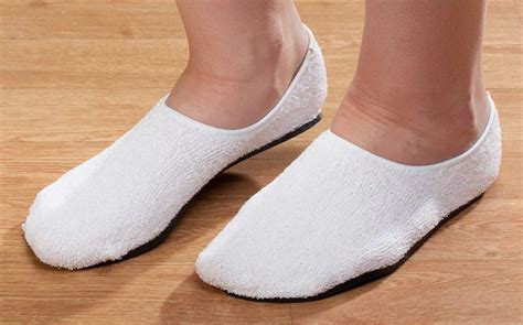 cloth slippers easycomforts terry cloth slippers ebay