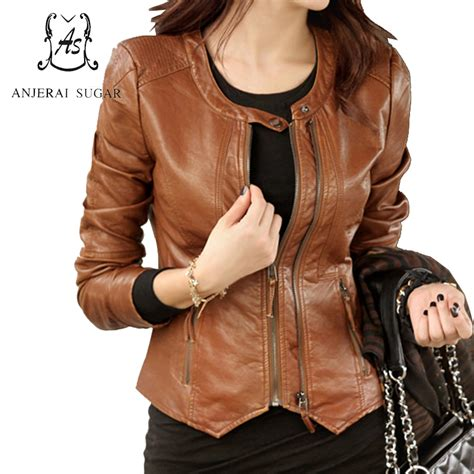Situs Fashion Korean Style Comby Leather Shirt and autumn real leather jacket sheepskin genuine leather motorcycle clothing