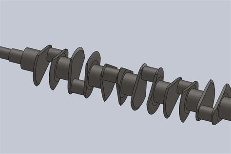 solidworks tutorial crankshaft v12 engine crankshaft solidworks 3d cad model grabcad
