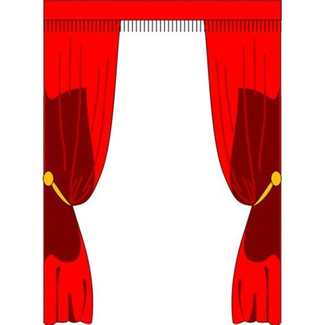 Bedroom Curtains Clipart Curtain Clipart Free Clip Free Clip