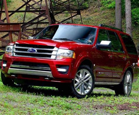 2017 ford expedition redesign interior and release date