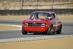 1967 alfa romeo giulia at the rolex monterey motorsports