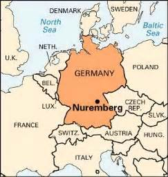 Nuremberg Germany Map by Nuremberg Location Kids Encyclopedia Children S