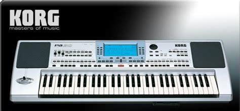 tutorial keyboard korg pa50 korg pa50 image 729210 audiofanzine