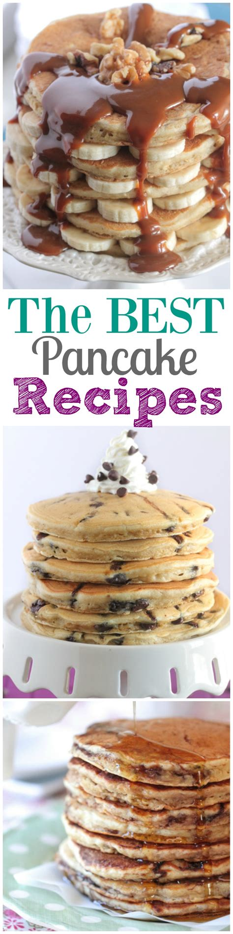 the best pancake recipe the best pancake recipes picky palate