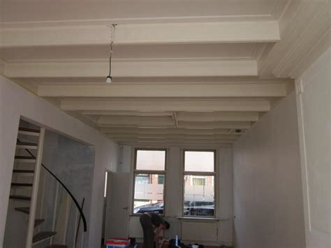 Houten Plafond Schilderen by Plafond Schilderen Werkspot