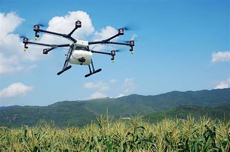 Drone Di Malaysia dji introduces company s agriculture drone