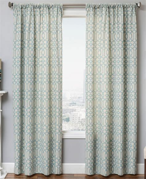 macy s curtains and window treatments closeout softline kalika window panel collection window