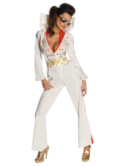 Elvi Jumsuit elvis white jumpsuit costume elvis costumes