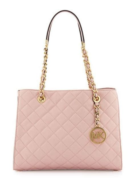Michael Kors Quilted Handbags by Michael Michael Kors Michael Michael Kors Susannah Medium