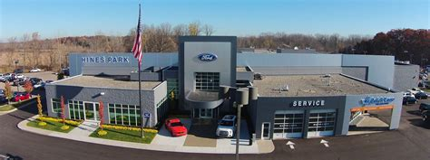 Hines Park Ford by Why Buy From Hines Park Ford Buy A New Ford In New