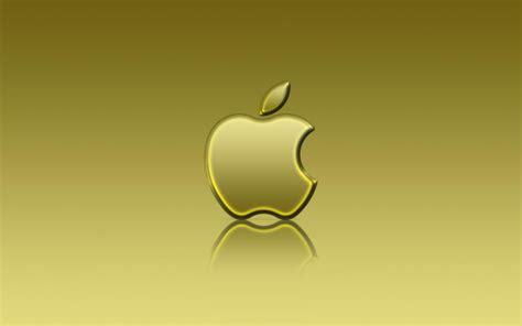 wallpaper apple gold hd apple logo wallpapers hd pixelstalk net