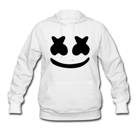 marshmello hoodie spreadshirt