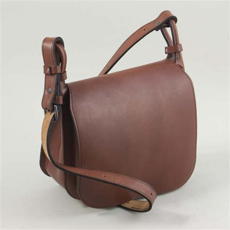The Bag the bag handmade leather henry tomkins