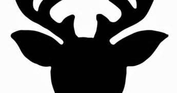 Pinterest deer head silhouette deer heads and silhouette