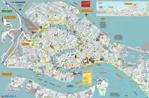 Venice Map Italy by Map Of Venice Venice Maps Mapsof Net