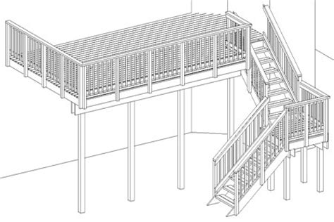 draw a deck fancy creek landscaping