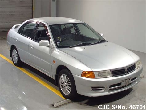 silver mitsubishi lancer 2000 mitsubishi lancer silver for sale stock no 46701