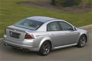 2007 acura tl type s review top speed