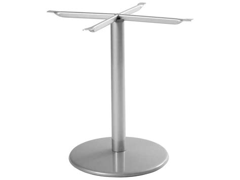 Emu Bistro Table Emu Bistro Steel Table Base 902b L