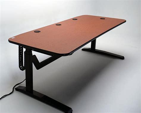 adjustable stand up computer desk adjustable stand up computer desk review and photo