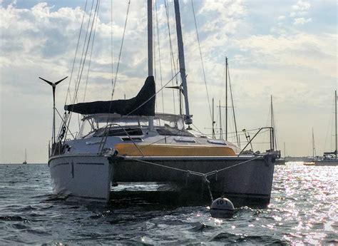 catamaran for sale fort lauderdale slow dance catamaran for sale pdq 36 lrc in fort lauderdale
