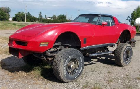 lifted corvette ten vehicles that should not have lift kits sd truck