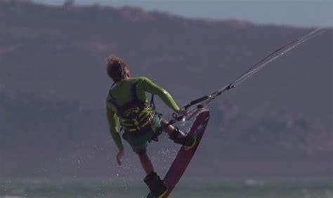 Sam Light by Sam Light Kiteboarding In South Africa Nerve