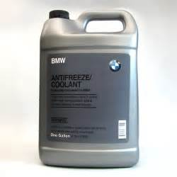 bmw coolant antifreeze 1 gal bob s bmw
