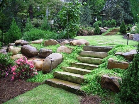 Patio Ideas For Sloped Yard 20 Sloped Backyard Design Ideas