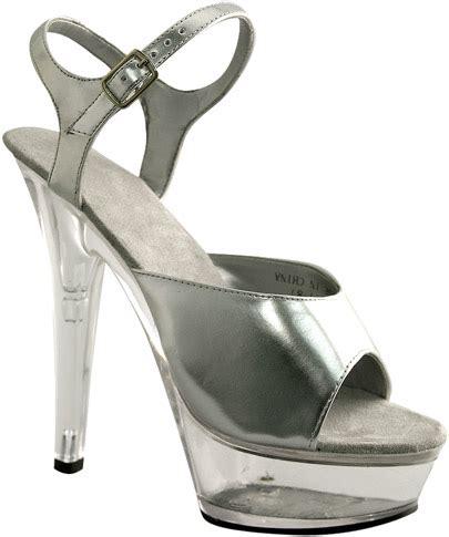 high heel silver platform shoes platform shoes
