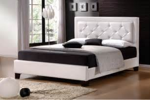 bedroom ideas white bed frame home delightful
