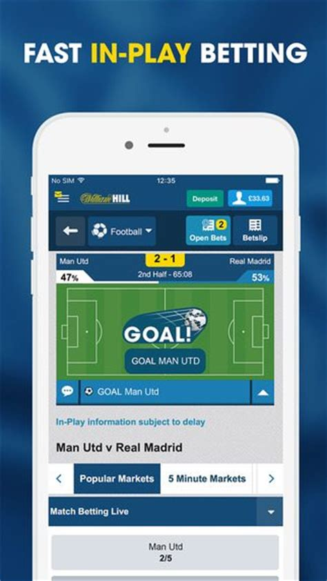 williamhill mobile william hill mobile app for sports get 163 30 in free bets