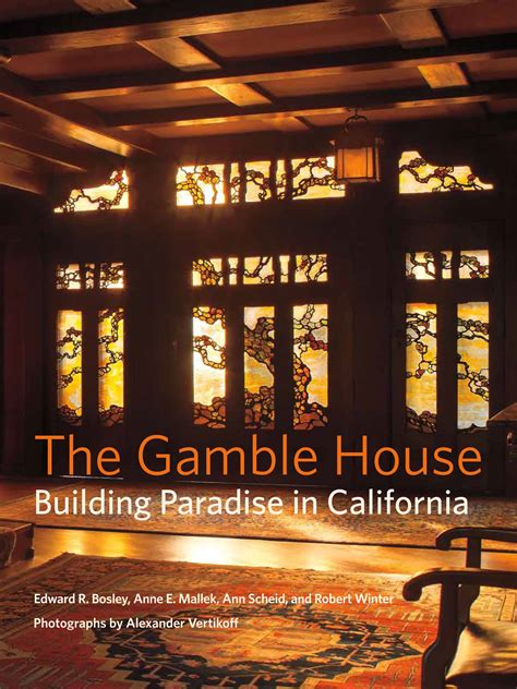 the gamble house the gamble house building paradise in california cityfiles press