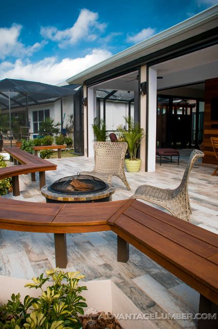 The Patio Lakewood by Lakewood Ranch Home Tropical Patio Other Metro By