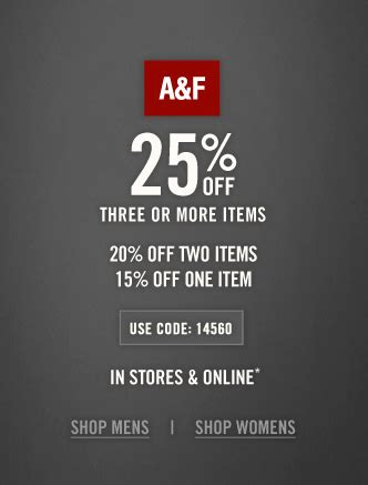 abercrombie fitch coupons 30 off w promo code for coupons for abercrombie 2017 2018 best cars reviews