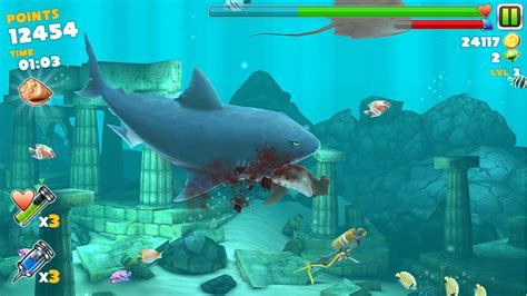 shark evolution apk hungry shark evolution 3 7 4 mod apk tuxnews it