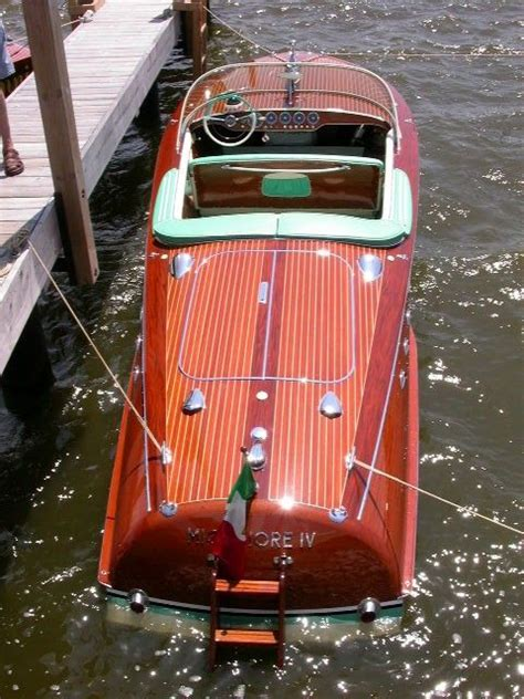 antique wooden boats for sale in michigan 1000 images about riva on pinterest