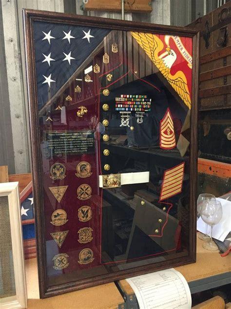 military uniform shadow box shipping states
