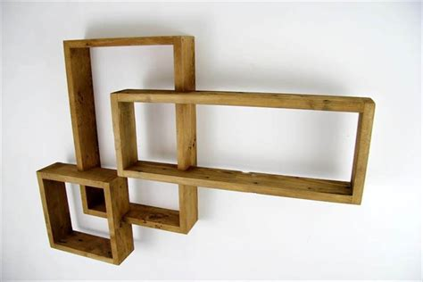 wall display shelves geometrical pallet display wall shelves 99 pallets